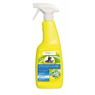 bogaclean CLEAN & SMELL FREE LITTER BOX SPRAY 500 ml