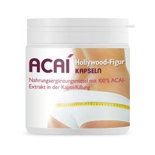 ACAI Hollywood-Figur-Kapseln 120 Stk.
