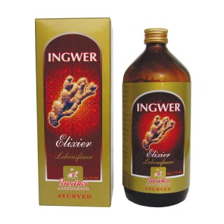 Ingwer Elixier mild 60ml