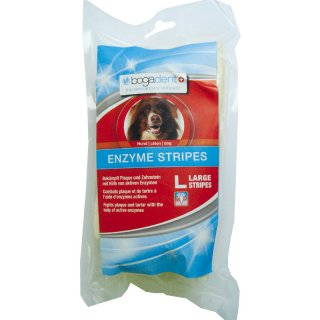 bogadent Dental Enzyme Stripes Maxi 100g