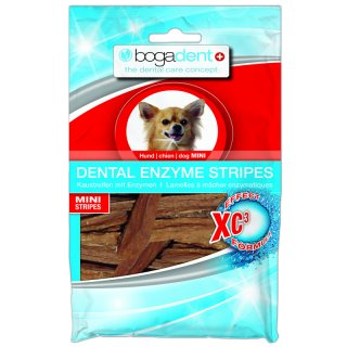bogadent Dental Enzyme Stripes Mini 100g