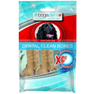 bogadent Dental Clean Bones Hund 2 x 60 gr.