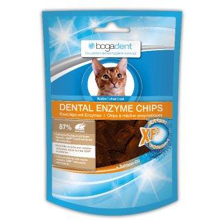 bogadent Dental Enzyme Chips Huhn Katze 50 g