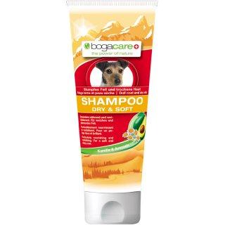 bogacare Shampoo Dry & Soft 200ml