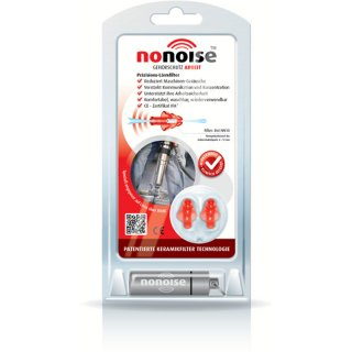 NoNoise - Gehörschutz - Arbeit