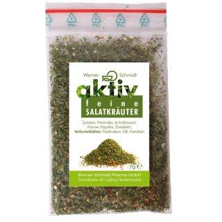 aktiv - aromatischer Kräutermix - feine Salatkräuter 7g