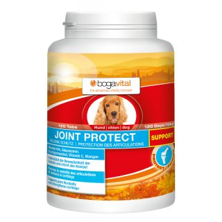 bogavital Joint Protect Support Hund 180 g / 120 Tabs