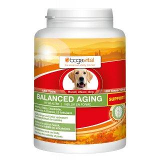 bogavital Balanced Aging Support Hund 180 g /  120 Tabs