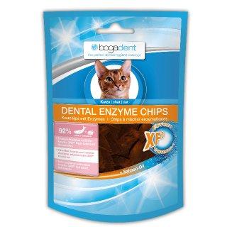 bogadent Dental Enzyme Chips Fisch Katze 50 g