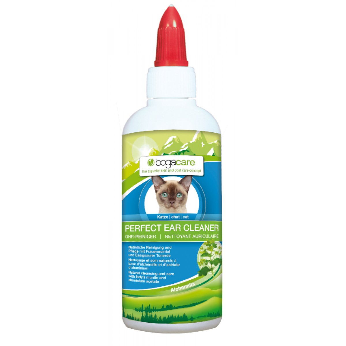 bogacare Perfect Ear Cleaner Katze 125 ml