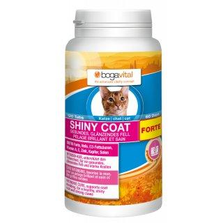 bogavital Shiny Coat Forte Katze 84 g / 120 Tabs