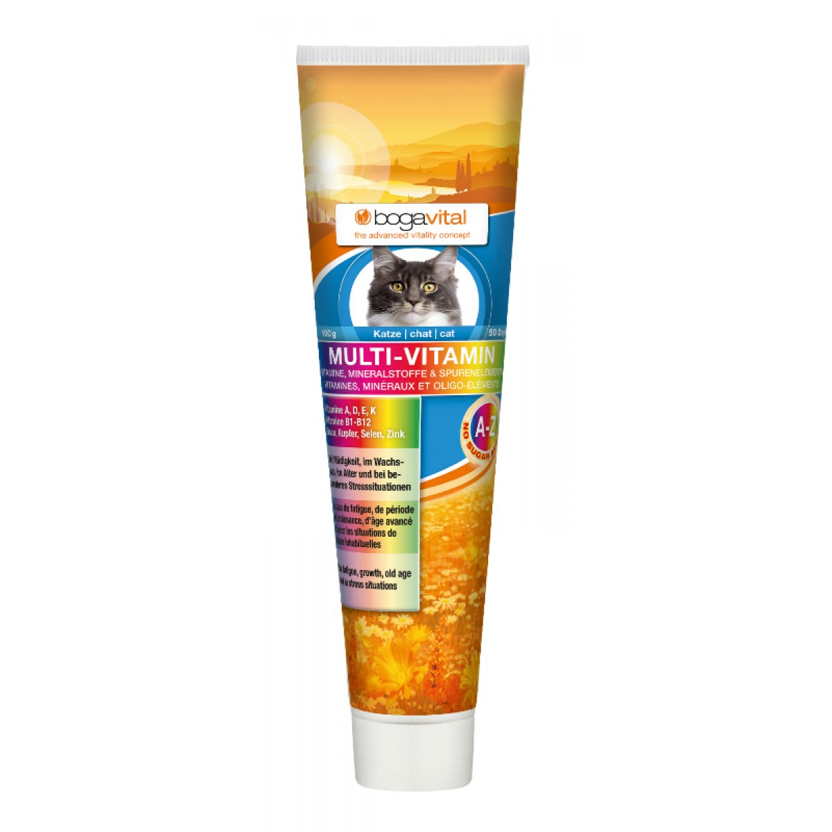bogavital Multi Vitamin Katze 100 g Paste