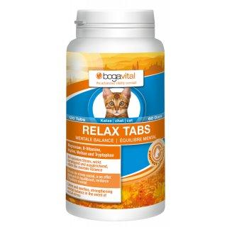 bogavital Relax Tabs Katze 84 g / 120 Tabs
