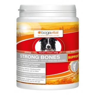 bogavital Strong Bones Support Hund 500 g