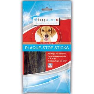 bogadent Plaque-Stop Sticks Medium Hund 100g