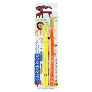 Zahnbürste CS 5460 2er-Pack - Animal Edition