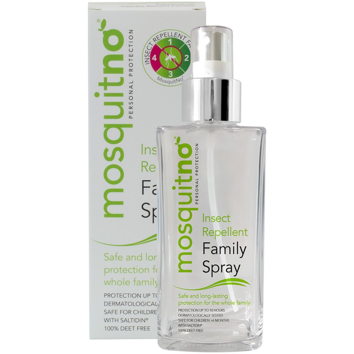 MosquitNo Insect Repellent Family Spray - 100 ml