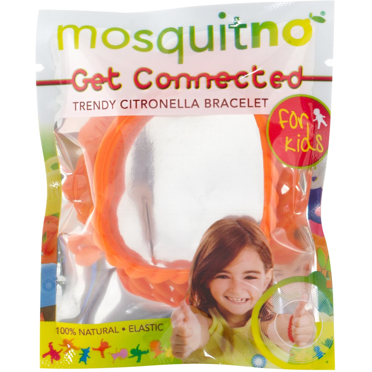 MosquitNo Kids Armband Get Connected - 1 Stück