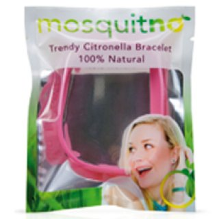 """HV-Display mit MosquitNo Adult Armband """"Get Connected""""  - 25 Stück"""