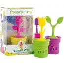 HV-Display mit MosquitNo Repellent Blumen-Topf - 12...