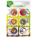 HV-Display mit MosquitNo SpotZzz Sticker Safari - 50...