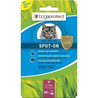 bogaprotect® SPOT-ON Katze M 3x1.2 ml
