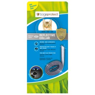 bogaprotect® REFLECTIVE COLLAR Katze