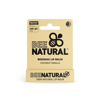 BEE NATURAL Lip Balm Coco Nilla - Kokos Vanille