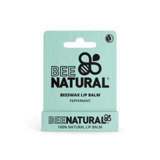 BEE NATURAL Lip Balm Peppermint - Pfefferminz