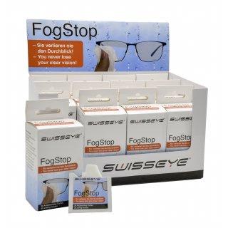 Swiss Eye FogStop Antibeschlag- und Reinigungstuch